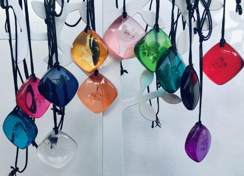 Quantum Balance Crystals QBC pendants